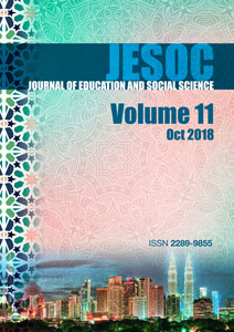 Cover JESOC VOL. 11, Oct 2018
