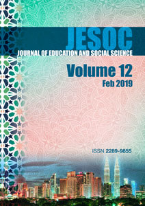 Cover JESOC VOL. 12, Feb 2019